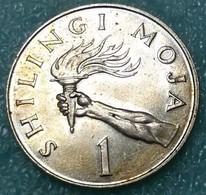 Tanzania 1 Shilling, 1984 -4483 - Tanzanía