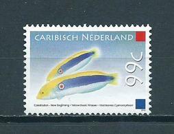 2012 Caribisch Nederland 99 Cent Fish,poisson,vissen No Gum/without Gum/sans Gomme - Curaçao, Nederlandse Antillen, Aruba