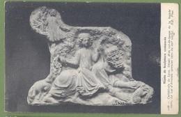 CPA - MUSÉE DE LA SCULPTURE COMPARÉE - DÉTAIL CUL DE LAMPE - FACADE OUEST - LAI D'ARISTOTE - CATHÉDRALE DE LYON - N°1188 - Sculpturen
