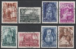 773/780 Achel & Chévremont Oblit/gestp Centrale - Used Stamps