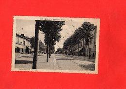 F0605 - LYON - Route De Vienne - Lyon