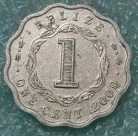 Belize 1 Cent, 2000 -4486 - Belize