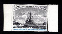 762528470 1979 SCOTT C55 POSTFRIS  MINT NEVER HINGED EINWANDFREI  (XX) CHALLENGER SAILING SHIP - Terres Australes Et Antarctiques Françaises (TAAF)
