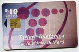 TK 05842 PERU - Chip - Peru