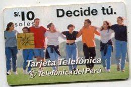 TK 05843 PERU - Chip - Peru