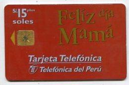 TK 05844 PERU - Chip 20 000 Ex. - Peru