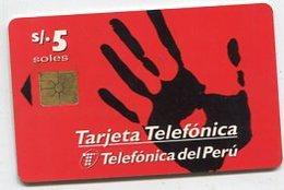TK 05847 PERU - Chip - Peru