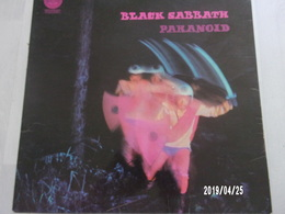 BLACK SABBAT - PARANOID - 1970 - Hard Rock & Metal