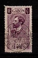 Gabon - YV 134 Oblitere Berberati - Gabon (1886-1936)