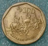 Indonesia 100 Rupiah, 1992 -4489 - Indonesia