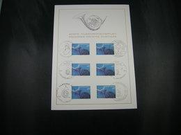 "BELG.1981 2016 FDC Phila Card :  "" 100é Verjaardag V/d Fanfare 'de Vredekring' Uit Antwerpen "" - 1981-90"