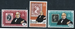 Falkland Islands 1979 Set Of Stamps To Celebrate Death Centenary Of Rowland Hill. - Falkland Islands