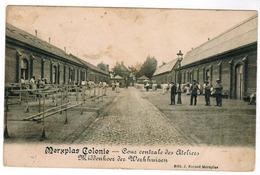 Merksplas, Merxplas Colonie, Middenkoer Der Werkhuizen (pk59298) - Merksplas