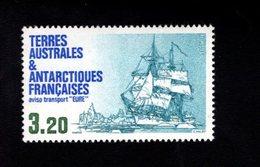 762537047 1987 SCOTT 131 POSTFRIS  MINT NEVER HINGED EINWANDFREI  (XX) TRANSPORT SHIP EURE - Terres Australes Et Antarctiques Françaises (TAAF)