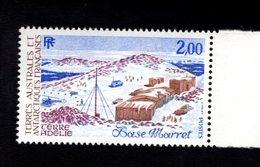 762537488 1987 SCOTT 128 POSTFRIS  MINT NEVER HINGED EINWANDFREI  (XX) MARRET BASE ADELIE LAND - Terres Australes Et Antarctiques Françaises (TAAF)