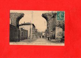 F0605 - BEAUNANT - 69 - Les Aqueducs Romains - France