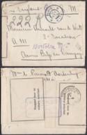 Pays-Bas - Sluis Vers Armée Belge + Censure 11/10/15 (DD)DC3063 - Period 1891-1948 (Wilhelmina)