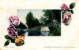 N°72670 -cpa Pavillon Sous Bois -le Pont Des Glaises- - Autres Communes