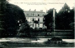 N°72673 -cpa Ribérac -château De Saint Vincent- - Autres Communes