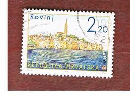 CROAZIA (CROATIA)  - SG 385  -  1995  CROATIAN TOWNS: ROVINJ  -   USED - Croazia
