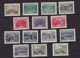 1932. Österreich - 1918-1945 1. Republik