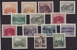 1929. Österreich - 1918-1945 1. Republik