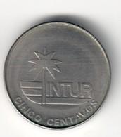 Kuba INTUR 5 Centavos 1981 - Cuba