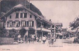 Ober-Diessbach BE (cpn 5844) Endommagée, Pli Et Amincie - BE Berne