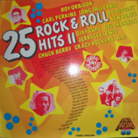 * LP *  25 Rock & Roll Hits II - Hit-Compilations