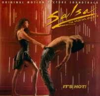 * LP *  Salsa (Original Motion Picture Soundtrack (Germany 1988 EX!!) - Filmmusik