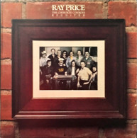* LP *  RAY PRICE & THE CHEROKEE COWBOYS - REUNITED - Country & Folk