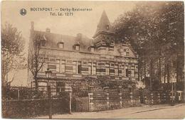 Boitsfort  *  Derby Restaurant - Watermael-Boitsfort - Watermaal-Bosvoorde
