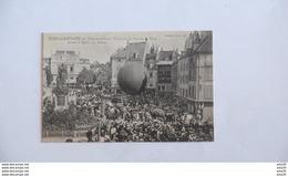 LONS LE SAUNIER  _  AVANT LE DEPART DU BALLON   …………BQ-1882 - France