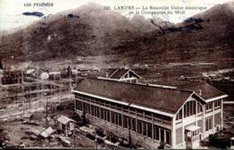 N°72689 -cpa Laruns -la Nouvelle Usine électrique- - Autres Communes