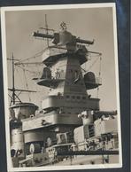 62-927 Deutschland Germany Military Panzerschiff Admiral Graf Spee Gefechtsmast - Autres
