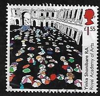 GB 2018 ROYAL ACADEMY OF ARTS YINKA SHONIBARE - 1952-.... (Elizabeth II)