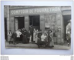 SAINT ETIENNE   :  COMPTOIR DE FOURNEYRON, RAJOT Jeune Prop.    …GL1548b - Saint Etienne