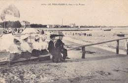 Loire-Atlantique - Le Pouliguen - La Plage - Le Pouliguen