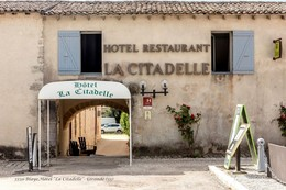 """Blaye (33)- Hôtel """"La Citadelle"""" (Edition à Tirage Limité) - Blaye"""