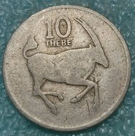 Botswana 10 Thebe, 1977 -4515 - Botswana