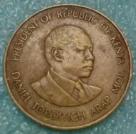 Kenya 5 Cents, 1986 -4516 - Kenya