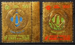 France (ex-colonies & Protectorats) > Afars Et Issas > Poste Aérienne 1970 N° 64-65 Y & T - NEUFS**TTB - Afars Et Issas (1967-1977)