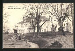CPA Quingey, Chateau De Malpas - France