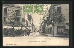 CPA Annemasse, Le Rond-Point - Annemasse