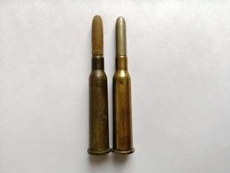 6,5x54R Neutra - Armi Da Collezione