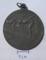 MEDAL Swimming 1947  KUT - Natación
