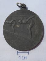 MEDAL Swimming 1947  KUT - Swimming