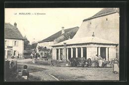 CPA Mollans, L'Abreuvoir - Non Classés