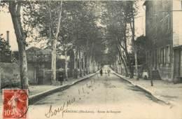 LANGEAC ROUTE DE SAUGUES - Langeac
