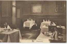 Brussel - Bruxelles - Au Roy D'Espagne - Taverne - Restaurant De 1er Ordre - Propriétaire Arthur Danse - Cafés, Hotels, Restaurants